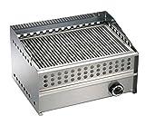 GAM Gastro Lavasteingrill GS3 Grill 9000 Watt Flüssiggas 53 cm breit ***NEU***
