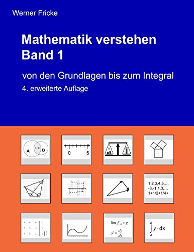 Mathematik verstehen Band 1: Von den Grundlagen bis zum Integral