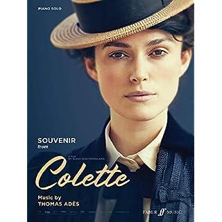 Souvenir (from the film Colette) (Piano Solo)