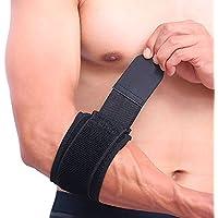 Ellenbogenbandage mit Kompressionskissen Epicondylitis Spange Tennisarm Bandage zur Schmerzlinderung bei Tennisellenbogen... preisvergleich bei billige-tabletten.eu