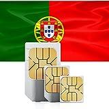 travSIM v-de-portugal-1000mb Portugal Daten Sim Karte mit 1GB (30 Tage, Standard/Mini/Micro/Nano)
