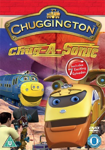 Chuggington   Chug a Sonic! [Alemania] [DVD]