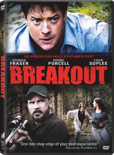 Preisvergleich Produktbild Breakout (2013) / (Ws Sub Ac3 Dol) [DVD] [Region 1] [NTSC] [US Import]