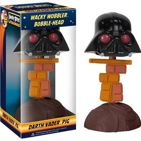 Star Wars - Angry Birds - Figura de juguete Darth Vader Star Wars (HK-994F)