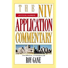 Leviticus, Numbers (NIV Application Commentary)