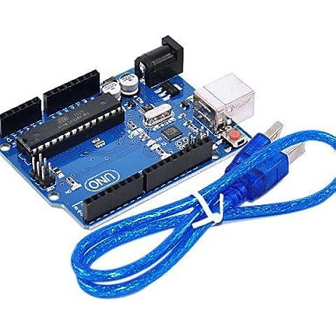 Onu R3 per Arduino (folle) Scheda di sviluppo, microcomputer a