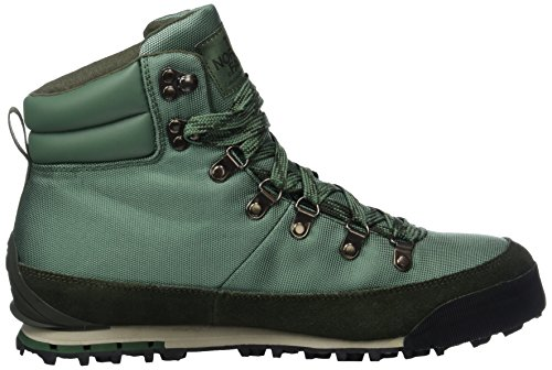 The North Face Herren M Back-to-Berkeley NL Low-Top Mehrfarbig (Duckgrn/Rosngrn Lfv)
