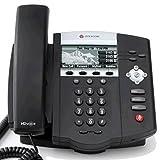 Polycom Soundpoint IP 450 Telefon (IP) 2-teilig