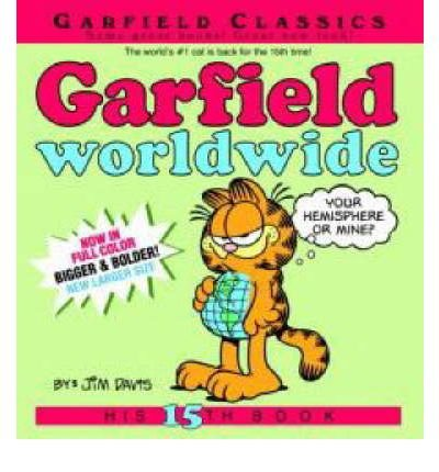 Garfield Worldwide (Garfield New Collections) Davis, Jim ( Author ) Jun-26-2007 Paperback