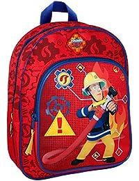 Sam Le Pompier - Fireman Sam - Enfants Sac à Dos Emergency 24x30x11 cm