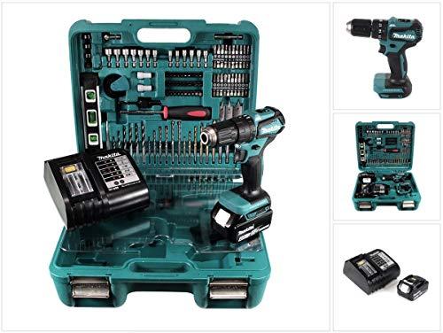 Makita DHP 483 STTK Perceuse-visseuse à percussion sans fil 18 V...