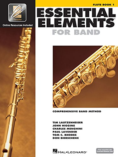 Essential Elements for Band - Book 1 With Eei Flûte Traversiere +Enregistrements Online