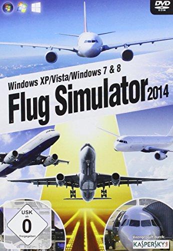 Flug Simulator 2014 - [PC]