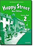 Happy Street 2. Activity Book (Happy Second Edition) - Lorena Roberts, Stella Maidment