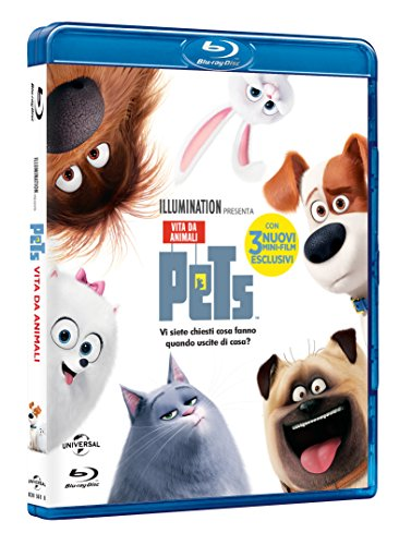 Pets - Vita Da Animali [Italia] [Blu-ray]