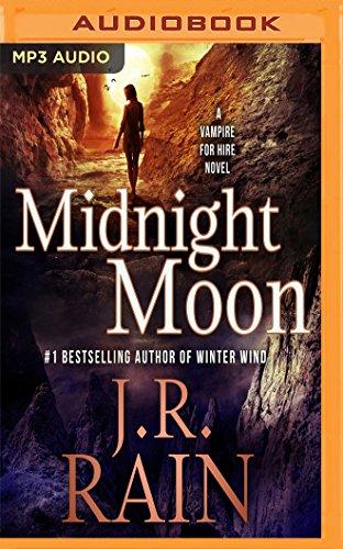 Midnight Moon (Vampire for Hire)
