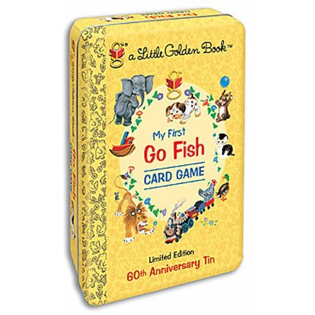 Golden Book Go Fish Tin by Briar Patch