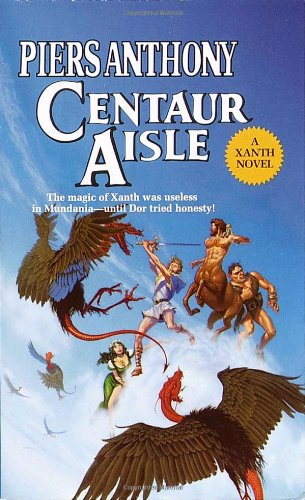 Centaur Aisle (Xanth 4)