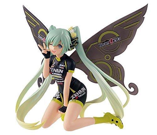 Banpresto Hatsune Miku Racing watch Racing Miku 2017 Team UKYO support see figure Japan imports