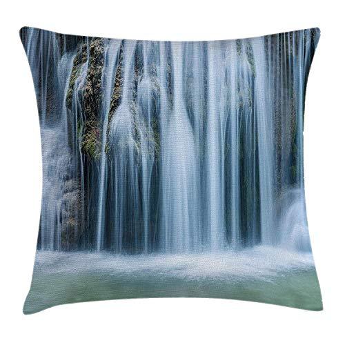 llow Pillow Cover Floral Throw Pillow Accent Pillow Ophelia Decorative Pillow Accent Pillow Floral Pillow Sham 18