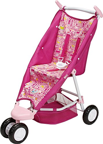 Zapf Creation 819845 - Baby born Jogger, pink edition