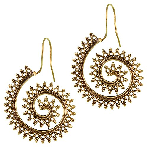 chic-net-spirals-earrings-triangles-circles-brass-brass-antique-golden-tribal-earrings-were-nickel-f