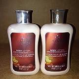 April Bath & Shower Body Care Collections (Vanilla Brown Sugar 2pcs)