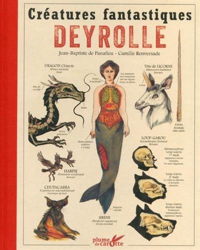 Créatures fantastiques - Deyrolle par Jean-baptiste de Panafieu