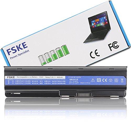 Für Hp Akku G62 Laptop (FSKE 593553-001 593554-001 593562-001 Akku für HP Envy 15 17 G62 G72 MU06 DV7 CQ42 CQ57 DV6 G56 CQ62 Pavilion G6 Notebook Battery, 10.8V 4400mAh 6-Zellen)