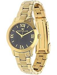 Tom Tailor Mujer Reloj De Pulsera Oro 5416201