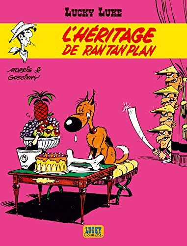 Lucky Luke. tome 11 : L'Héritage de Rantanplan de Morris (2000) Broché