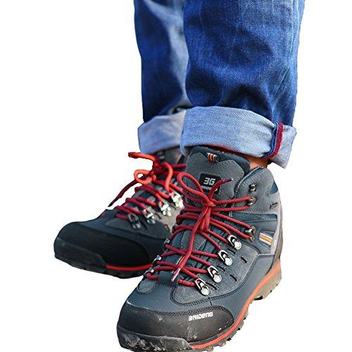 Newbestyle ,  Scarponcini da camminata ed escursionismo uomo Rot