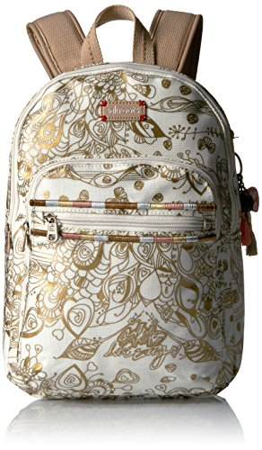 sakroots-womens-artist-circle-small-backpack-gold-songbird