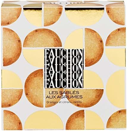 Fauchon - Sablés aux agrumes confits