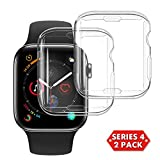 NotoCity Protecteur d'écran Compatible Apple Watch Series 4 de, 2018 Nouveau...