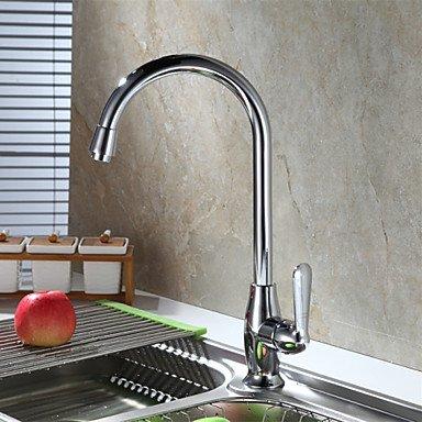 Y&M Zeitgenössische Pull-Out/Pull-Down Deck montiert Pre Spülen mit Keramik Ventil Griff eine Einzelbohrung für Chrome, - Pull-down-spüle