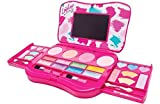 My Laptop Girls Makeup Set by Make it Up Fold Out Makeup Palette with...