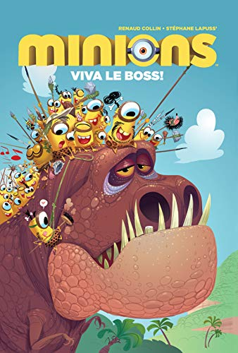 Minions: Vive Le Boss (English Edition)