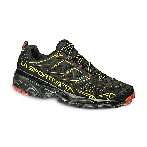 LA SPORTIVA AKYRA SHOES TRAIL RUNNING MOUNTAIN BLACK Noire