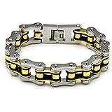 Men Braclet Titanium Steel Chain Jewelry for Men MJ12