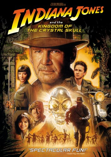 Indiana Jones & The Kingdom Of The Crystal Skull [dvd] [2008] [region 1] [us Import] [ntsc] Picture