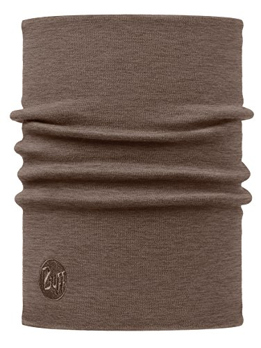 Set - Buff® NECKWARMER Merino Heavy Thermal Comfort Écharpe Tube + UP® Ultrapower Tissu Tubulaire | Chapeau d'hiver | Neck Chaud | Laine Mérinos | Anti-Odeur | Echarpe