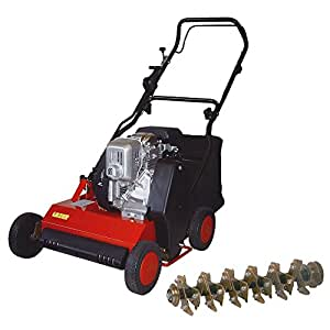 Lazer s400h thermo vertikutierer honda gc135cc 40 cm 32 for Schlafsofa 70 cm tiefe