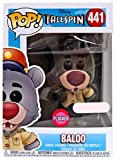 TaleSpin - Baloo Flocked Pop