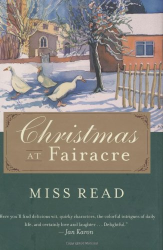 Christmas at Fairacre Miss Read ( Author ) Nov-07-2007 Hardcover