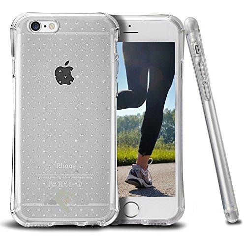 Suprême Qualité Coque en gel souple pour Apple iPhone 6-transparent transparent.