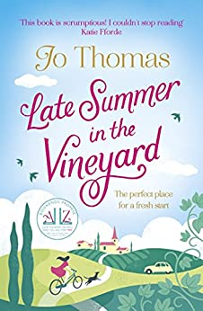 Late Summer in the Vineyard by [Thomas, Jo]