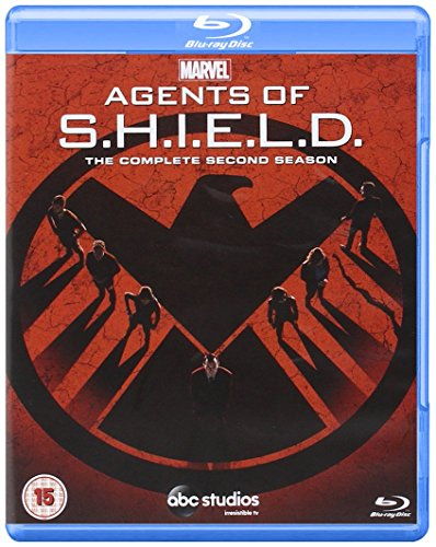 Marvel'S Agents Of S.H.I.E.L.D.: The Complete Second Season (5 Blu-Ray) [Edizione: Regno Unito]