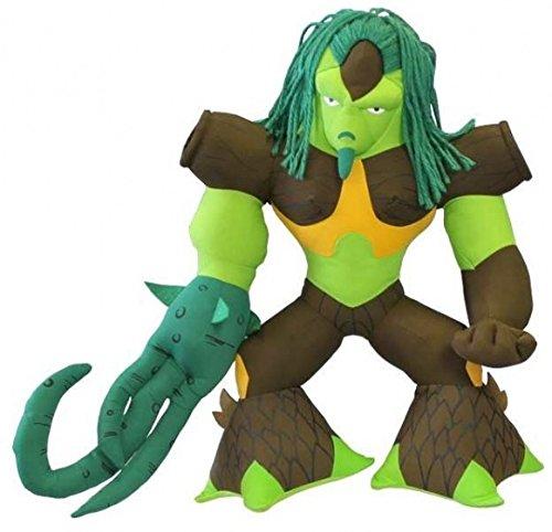 Gormiti plush Lucas hug 65 cm green