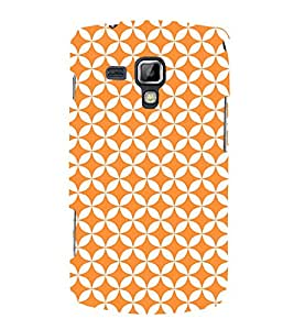 Fuson Designer Back Case Cover for Samsung Galaxy S Duos 2 S7582 :: Samsung Galaxy Trend Plus S7580 ( Ethnic Pattern Patterns Floral Decorative Abstact Love Lovely Beauty )